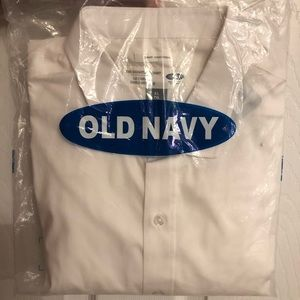 Old Navy Shirts - Old Navy -Slim Fit -Non iron Signature Shirt - XL